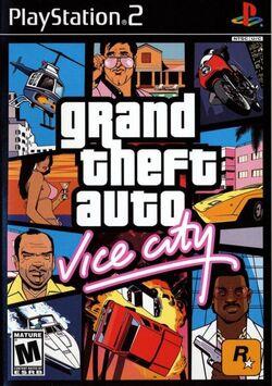 GTA VC cover
