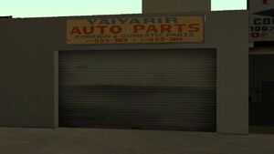 Yaiyarir Auto Parts Redsands East