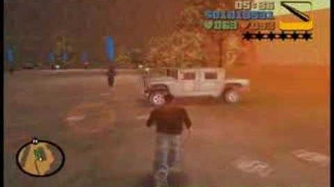 Grand Theft Auto 3 (PC) Mission 64 - Rumble
