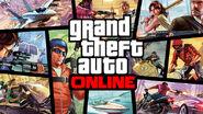 Grand Theft Auto Online (logo - 2)