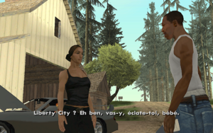 Farewell, My Love… GTA San Andreas (fin)