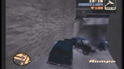 "Grand Theft Auto 3 Mission 43 - ""Silence the Sneak"""