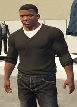 Ponsonbys (V - Grafitowy sweter)