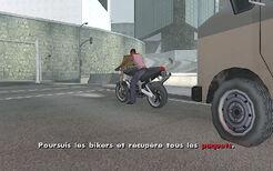 T-Bone Mendez (mission) GTA San Andreas (poursuite)