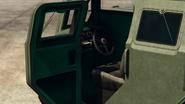 Chernobog vue intérieur GTA Online