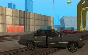Customs Fast Track GTA San Andreas (adversaires)