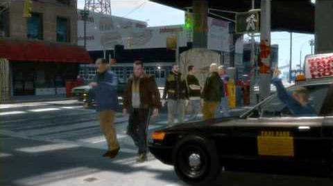 Grand Theft Auto IV - Vlad Glebov
