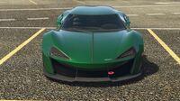 Itali GTB Custom GTA Online (vue avant)