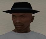 Didier Sachs (SA - Czarny kapelusz słomiany)