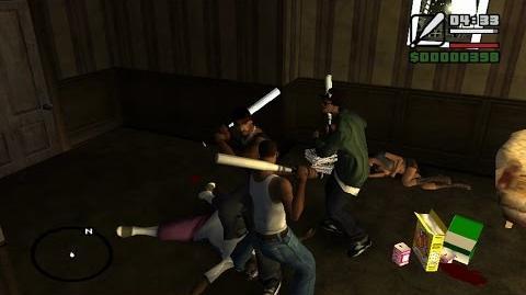 GTA San Andreas- Limpando A Vizinhança (PT-BR)