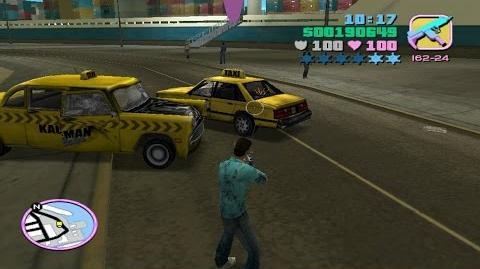 GTA Vice City- Competição Amistosa
