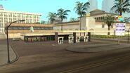 Going Gas Station (SA)