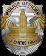 LSPD logo GTA V
