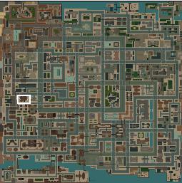 Light building map