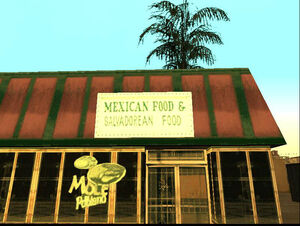 Mexican And Salvadorean Food