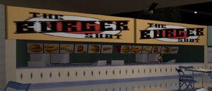 The Burger Shot GTA Vice City
