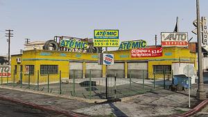 Atomic-GTAV-RepairShop