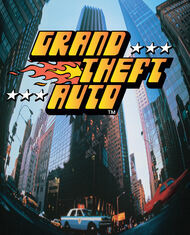 GTA1 Box Art