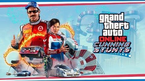 GTA Online Cunning Stunts Trailer-0