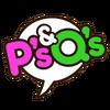 P's & Q's (IV - logo)