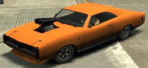 Dukes GTA IV (Highway Reaper)