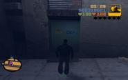 GTA III new door