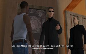 The Da Nang Thang GTA San Andreas (cible)