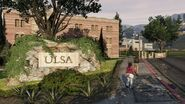 ULSA GTAV Signage