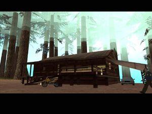 Badlands GTA San Andreas (objectif)