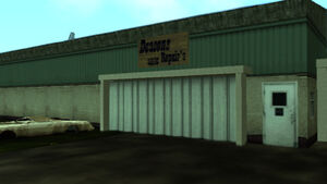 Deacons auto Repair's (LCS)