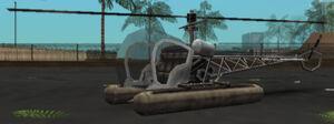 Sea Sparrow GTA Vice City Stories