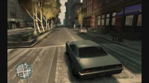 Vigero GTA IV