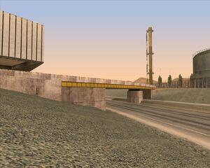 5. Мост над северной автострадой Юлиуса