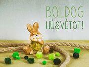 Boldog Húsvétot