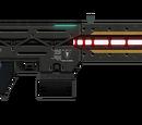 Fusil à impulsion