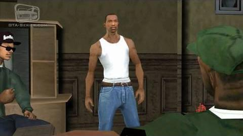 GTA San Andreas - Walkthrough - Mission -6 - Nines and AK's (HD)