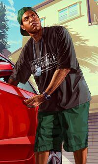 Lamar Davis (V - art)