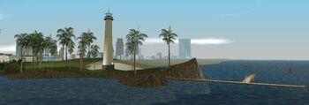 Latarnia morska w Vice City (VC)