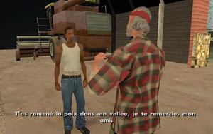 Body Harvest GTA San Andreas (fin)