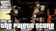 Grand Theft Auto V (PS3) - O Golpe de Paleto Bay