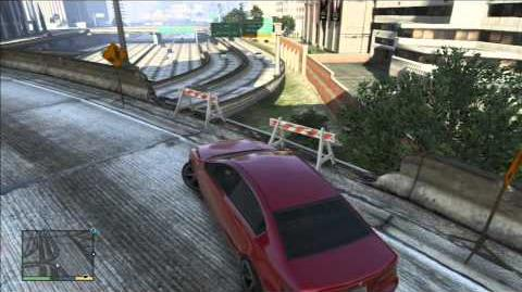 Grand Theft Auto V Gameplay Mission 65