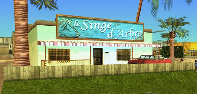 Le Singe d'Arbre (VCS)
