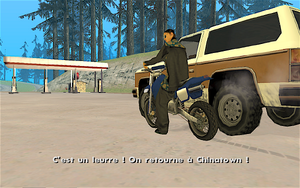 Lure GTA San Andreas (fin)