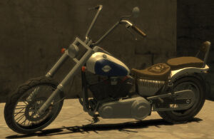 Wayfarer GTA IV The Lost and Damned