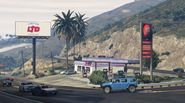 LTD Gasoline de Richman Glen GTAV