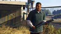 Franklin GTAV PC