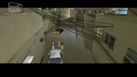 GTA Vice City - Walkthrough - Mission 9 - Guardian Angels (HD)