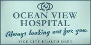 Ocean View Hospital (logo)