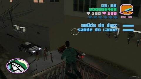 GTA Vice City- Anjos Da Guarda