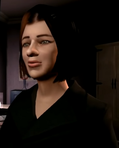 Michelle GTA IV Beta